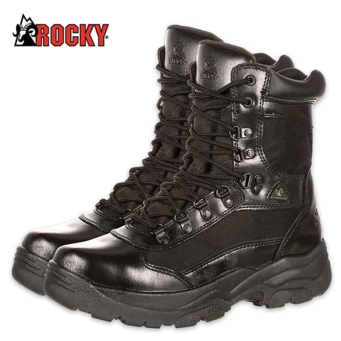 Rocky Fort Hood Waterproof Duty Boot