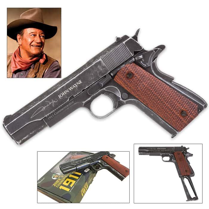 John Wayne 1911 CO2 Pistol