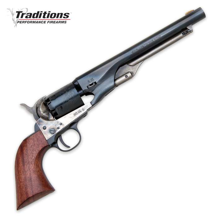 Traditions Firearms .36 Caliber Josey Wales Navy Black Powder Revolver / Muzzleloader