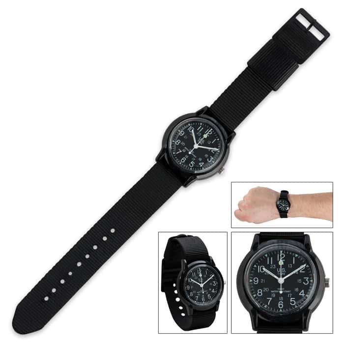 US Time Ranger Watch