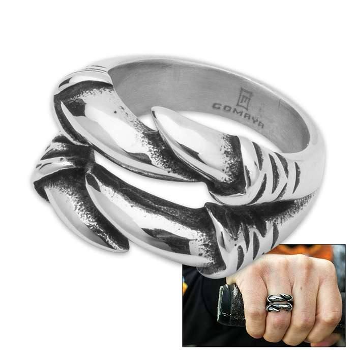 Dragon Talon Ring