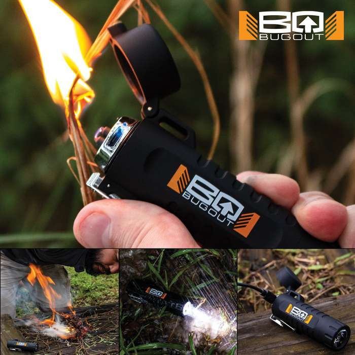 It is the perfect lighter to take out with you when you go camping or hiking and great to keep in your kitchen drawer
