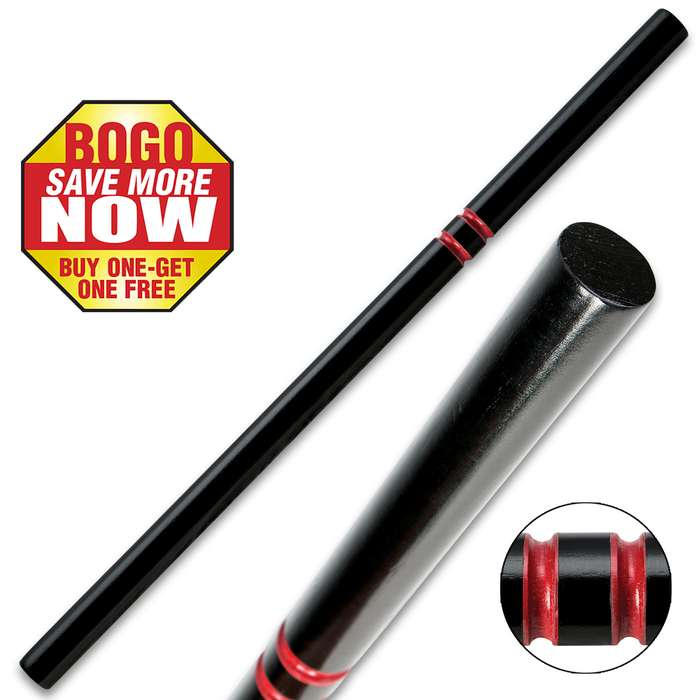 Looking for an escrima stick that will look great for your competition kata?
