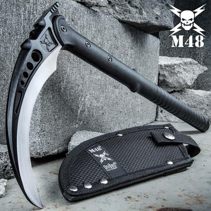 M48 Tactical Kama With Sheath