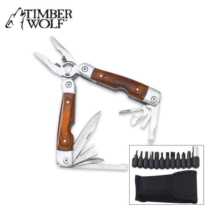 Timber Wolf Undertaker Multi-Tool
