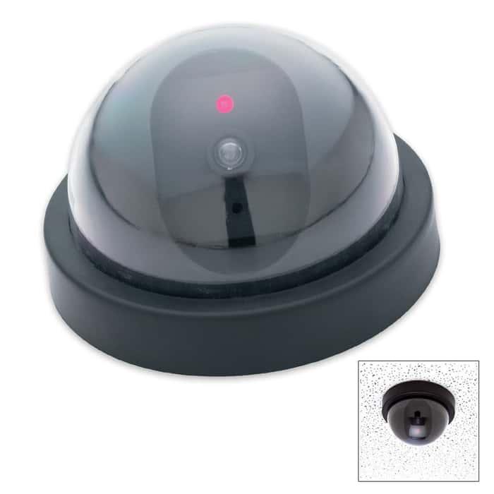 Fake Dome Security Camera