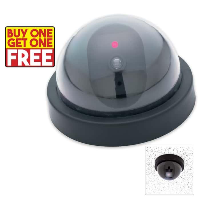 Fake Dome Security Camera - BOGO