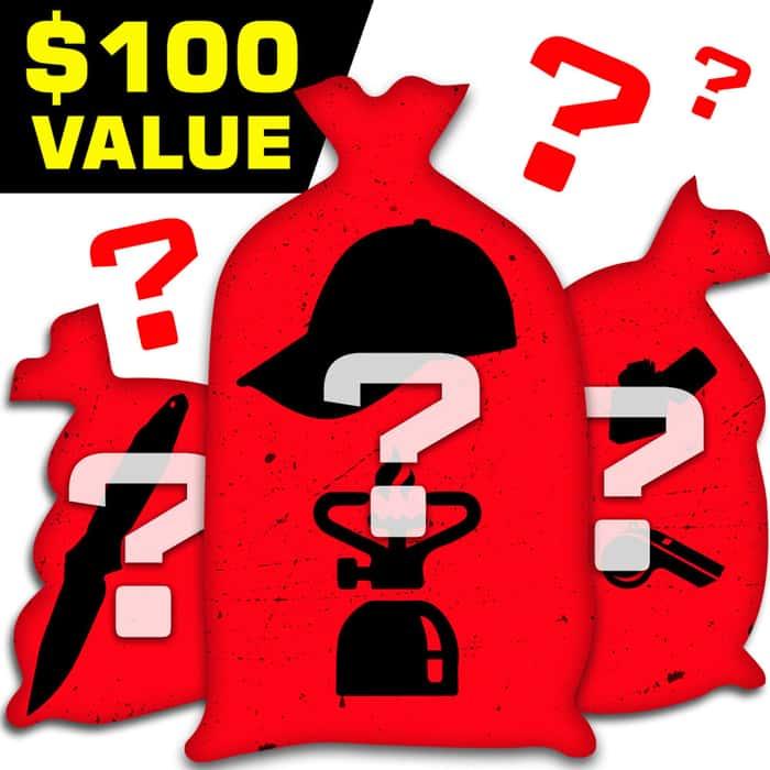 Surprise Bag $100.00 Value