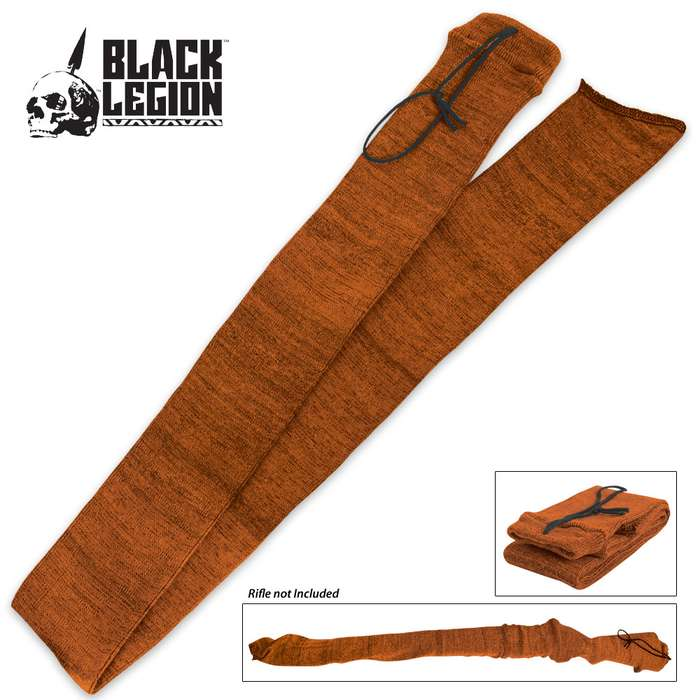Black Legion Shotgun Sock - Orange
