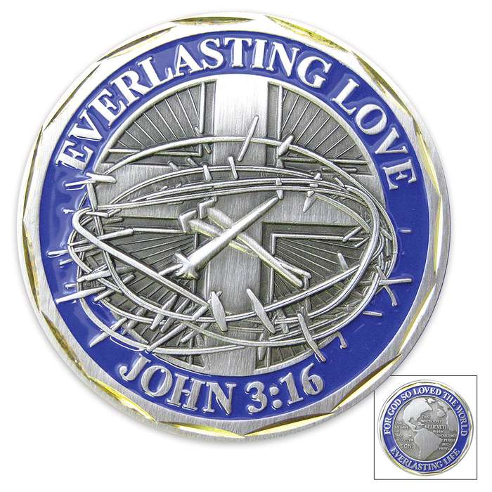 Everlasting Love Coin