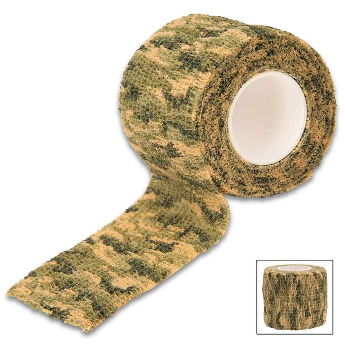 Our Flexible Self-Adhesive Grass Green Wrap is self-clinging for the ultimate protection
