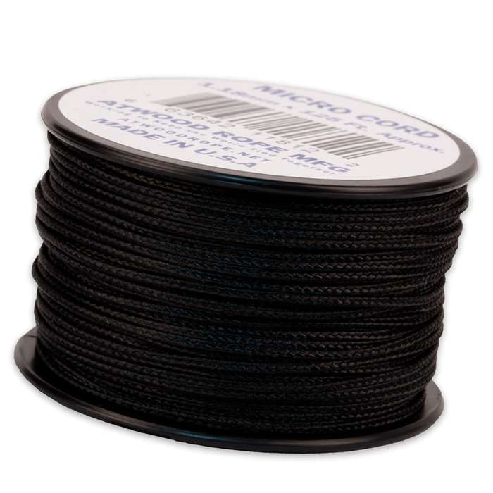 Premium Braided Micro And Tie Cord