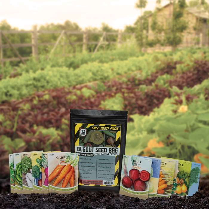 Guarantee that your family has food to survive when push comes to shove by getting in touch with the earth and planting a garden