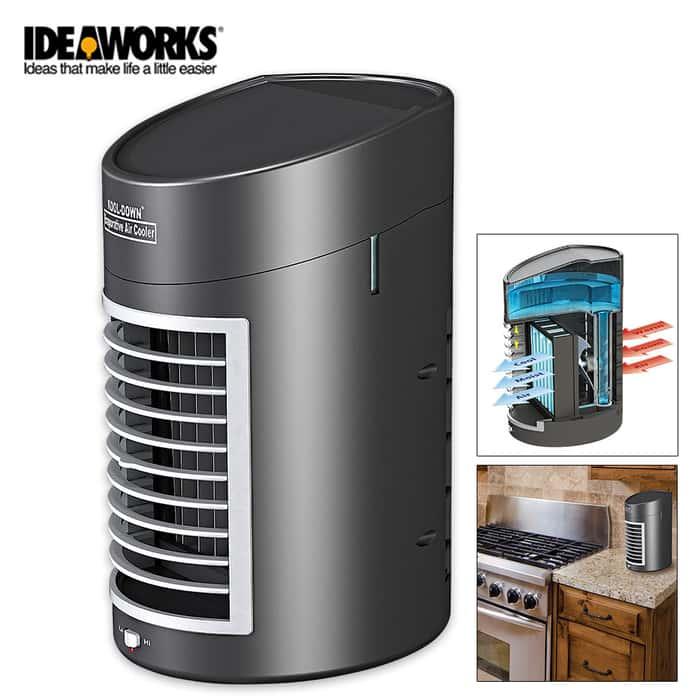Kool-Down Evaporative Air Cooler