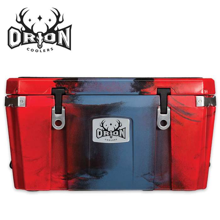 Orion 65 Rugged Multifunction Cooler - 65-qt Capacity