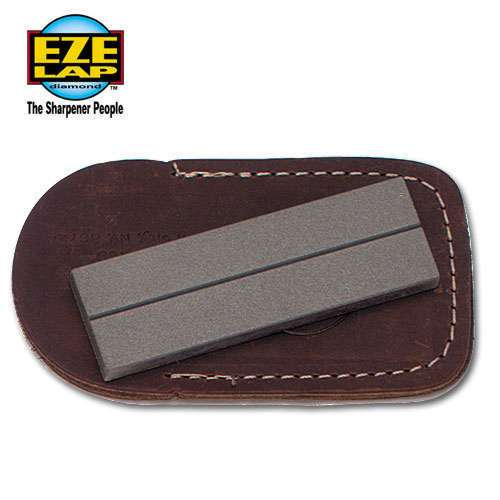 Eze Lap 1-inch X 3-inch Hone with Pouch