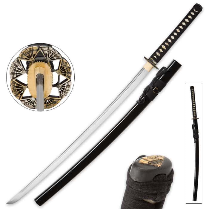 Rise Of The Samurai Traditional Katana - Sword