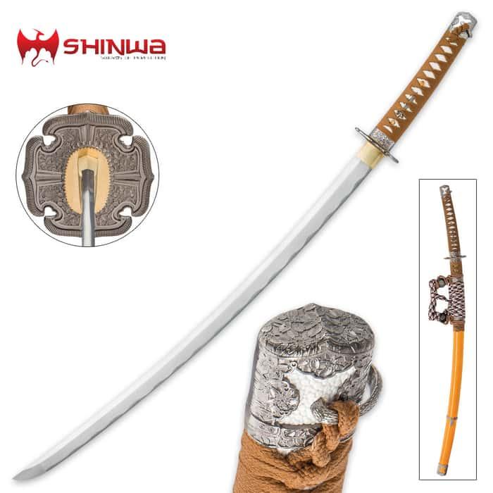 Shinwa Sunset Samurai Tachi Sword