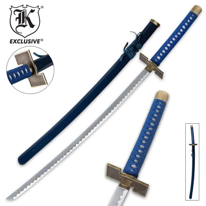 Grimmjow Zanpakuto Sword