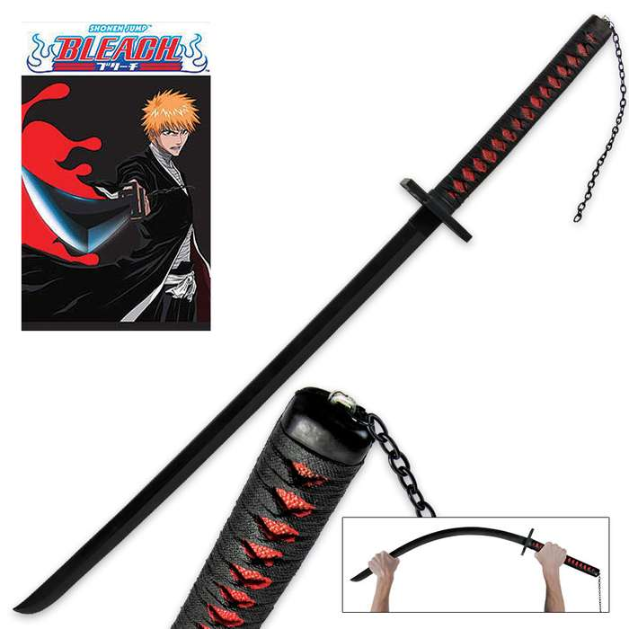 Bleach Ichigo Bankai Sword