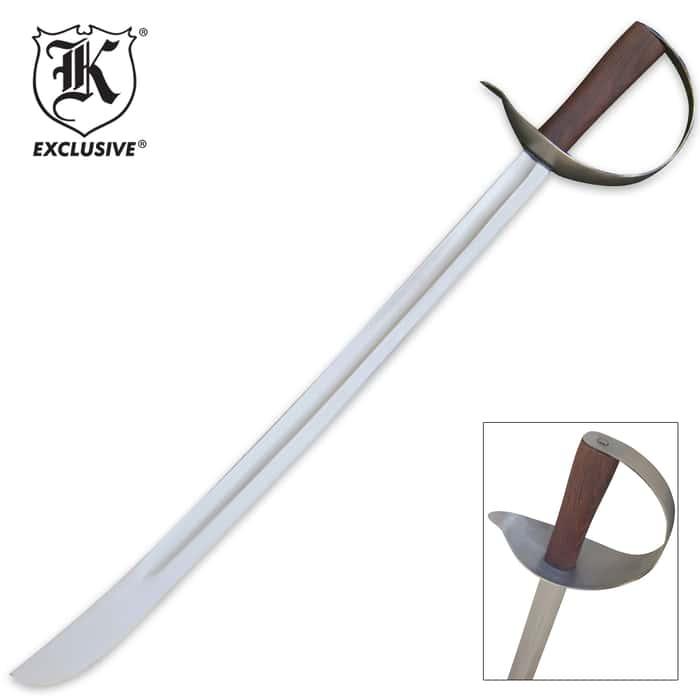 Captain Jack Sparrow Pirates Cutlass Sword