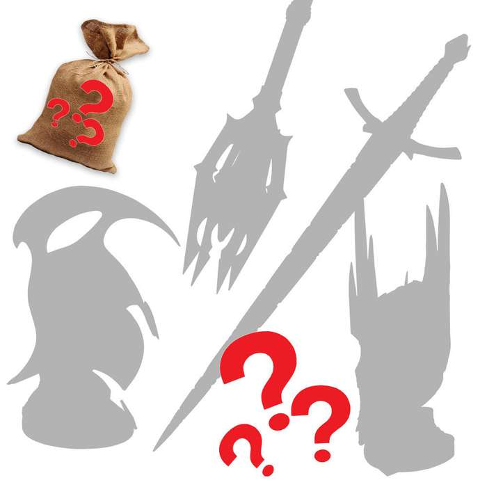 Lord of The Rings / The Hobbit Scratch & Dent Mystery Collectible
