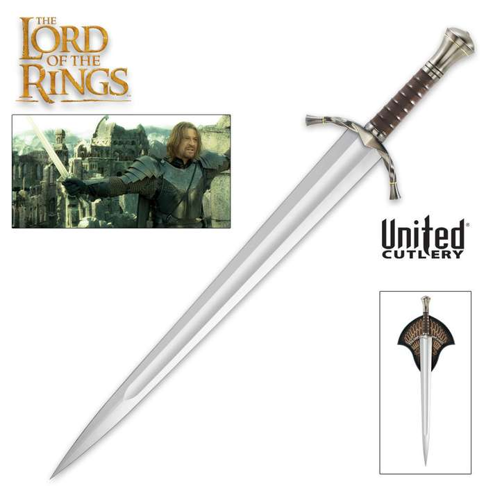 Lord of the Rings Sword of Boromir