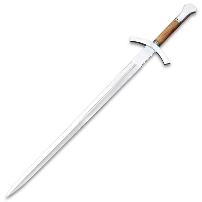 A lightweight, quick and easy sword to wield, inspired by those men who meted out justice in the woodlands of Medieval England