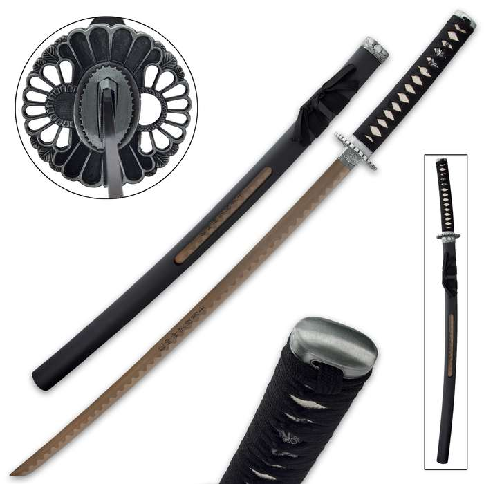 An attractive, eye-catching display sword