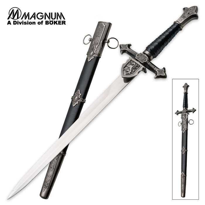 Boker Magnum Unicorn Medieval Ornamental Dagger
