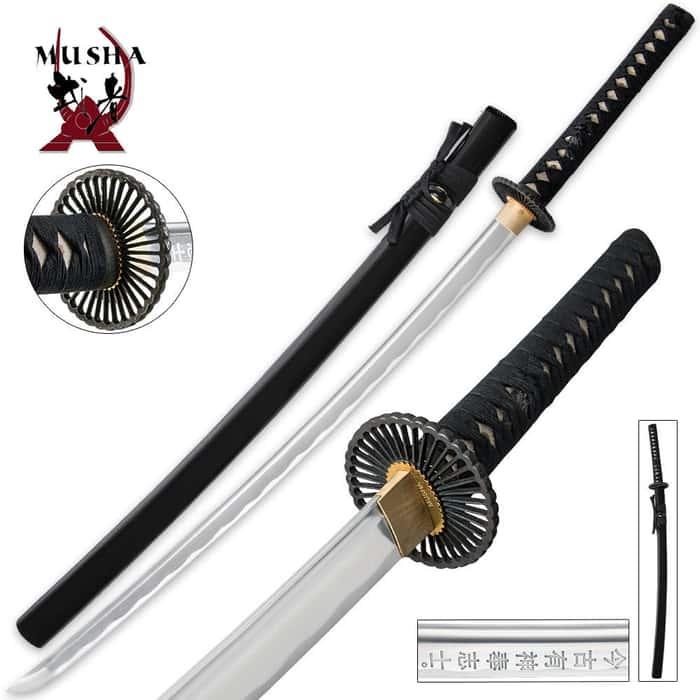The Last Samurai Musha Bushido Sword