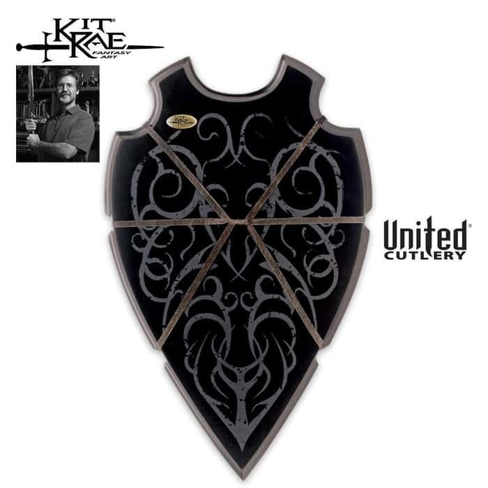 Kit Rae Universal Display Plaque