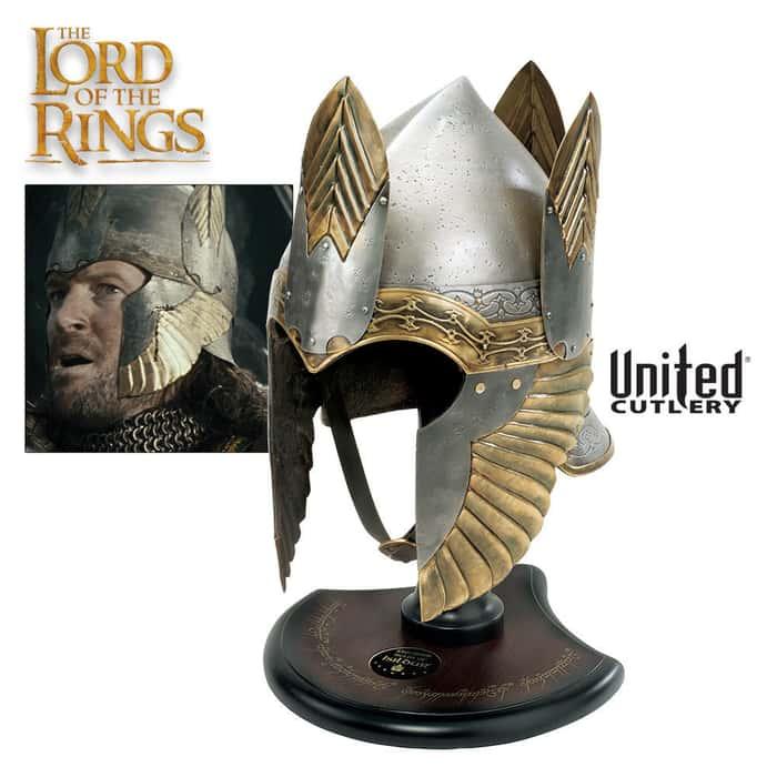 Helm of King Isildur - Limited Edition