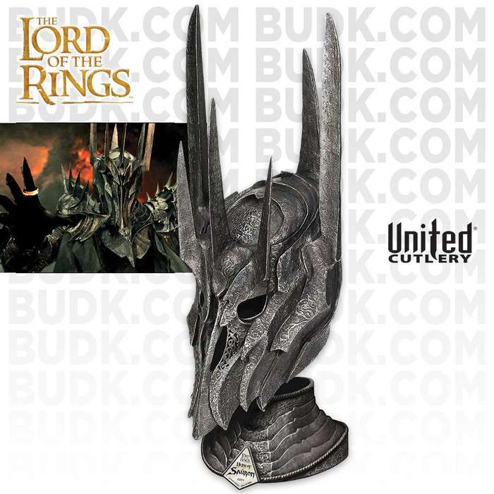 Helm of Sauron Lord of the Rings