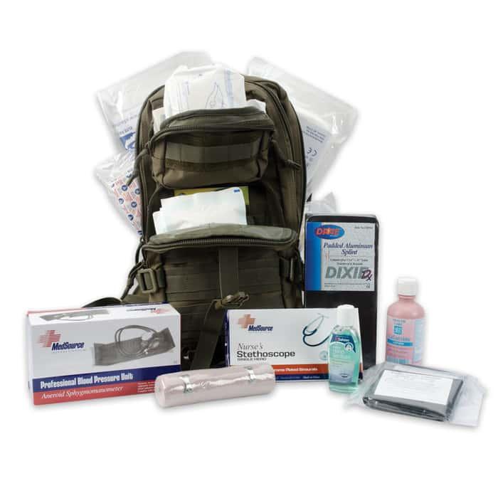 Elite Tactical Trauma Kit