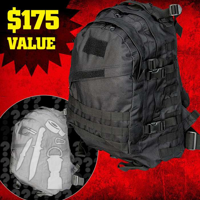 M48 Bugout Mystery Bag XL