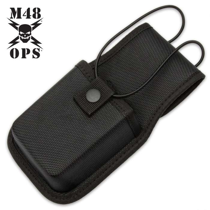 This pouch is a must-have addition to your tactical gear to keep your radio handily accessible to you whenever you need it
