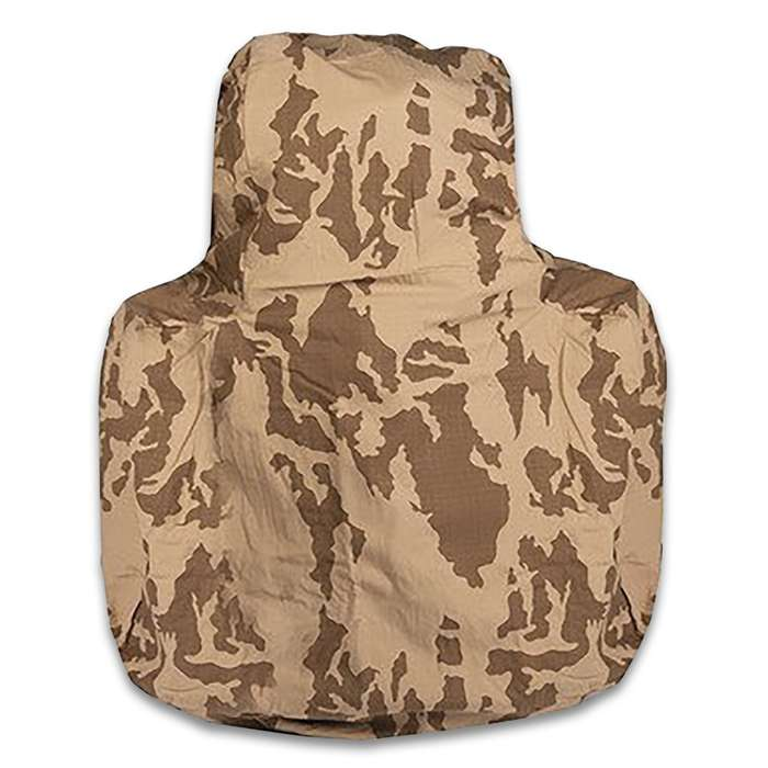 The rucksack cover makes a great addition to your camping and survival gear and will effectively cover almost any size pack