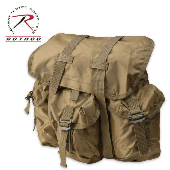 GI Plus Mini Alice Pack with Straps