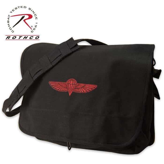 Israeli Paratrooper Shoulder Bag