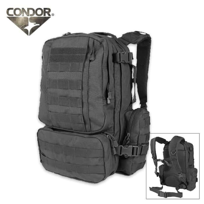 Condor Convoy Outdoor Backpack