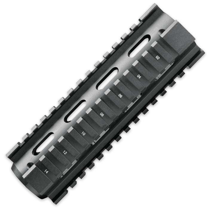 M4 Handguard Quad Rail - Carbine Length