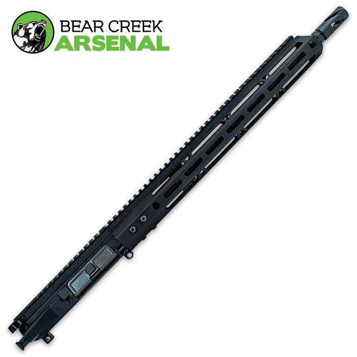 The 300 Blackout allows for shooting of various grain weights and performs exceptionally with subsonic ammo and suppressors