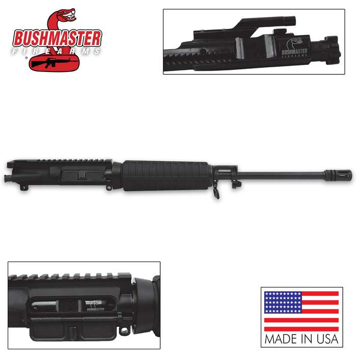 The ideal way to modify your gun, this upper receiver was developed to be an exceptional improvement to your build