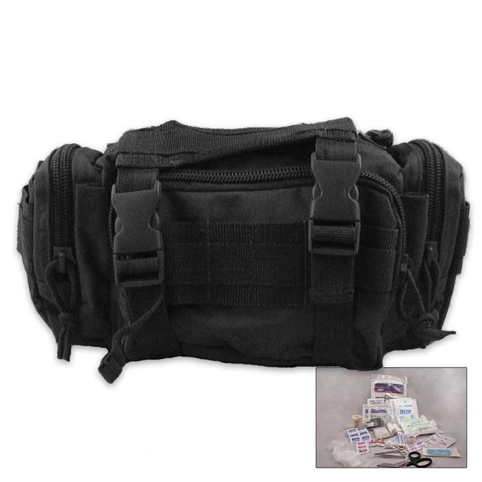 Elite Rapid Response First Aid Kit