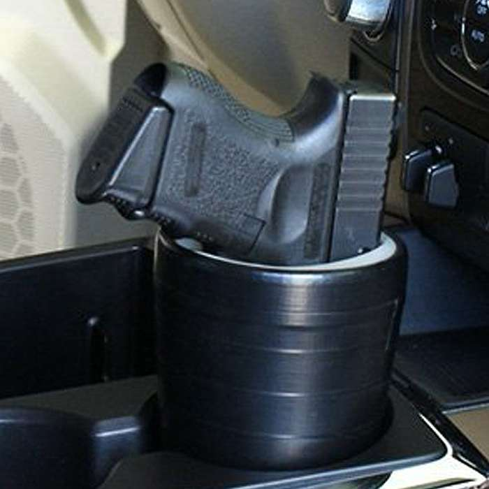 Automotive Gun Cup Holster