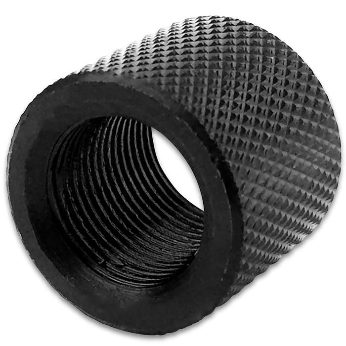 """Finally, it's here! Introducing a 1/2""""-20 Thread Protector specifically designed for your pistol threads"""