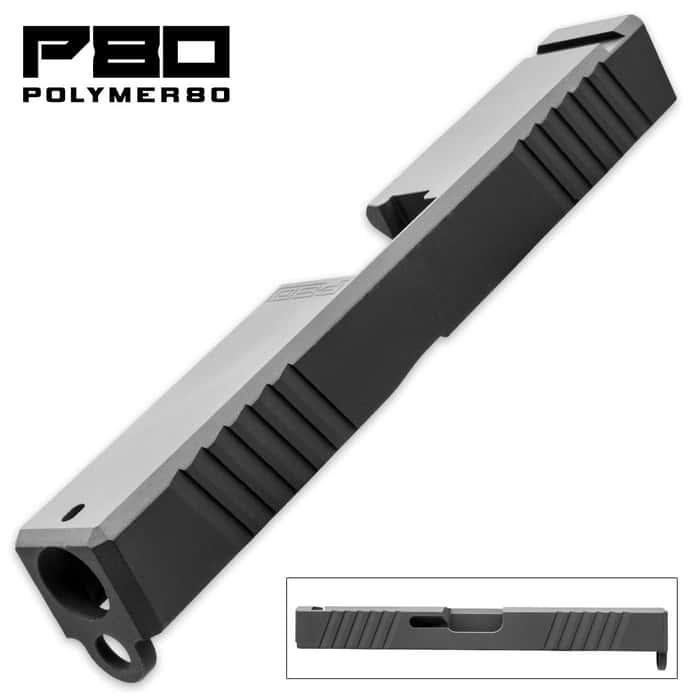 Polymer80 Glock 17 Standard Slide