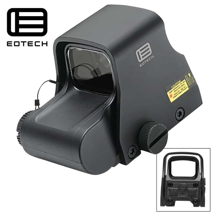 An operator-grade Holographic Weapon Sight built for close-quarter engagements with fast-moving targets, optimizing functionality