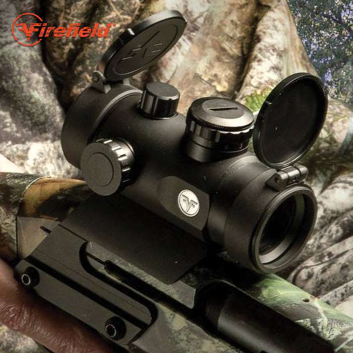 Ideal for target shooting and hunting of all kinds, the parallax corrected sight is designed specifically for use on shotguns